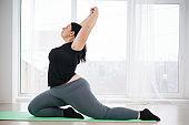 pilates fat burning workout for women
