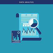 Analytics data research