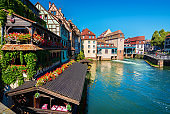 On the Strasbourg coast