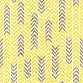 Seamless vintage chevron pattern.