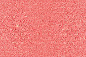Abstract tender red glittering dotted background