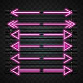 Arrow neon