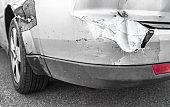 Car crash or accident