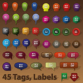 Selling Badges, Tags, Labels