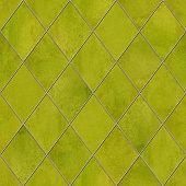 Argyle geometric watercolor seamless pattern
