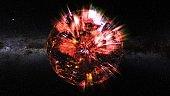 3D Rendering Neutron Star