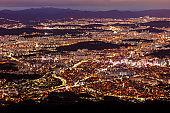 AerialView Of Seoul South Korea