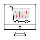E commerce   shopping   cart