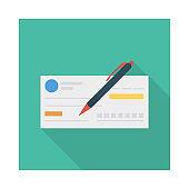 cheque   signature   pay