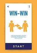 Win-Win Icon