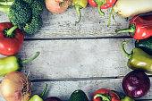 Vegetable Circle