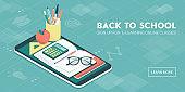 E-learning online app