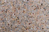 surface of old  terrazzo floor background