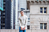 American Graduate Student studying in New York
