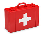 box first aid kit care