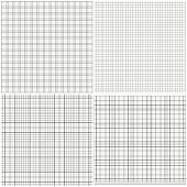 Seamless Grids Pattern collection