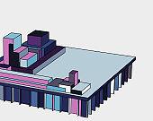 color architecture model