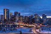 Calgary's skyline
