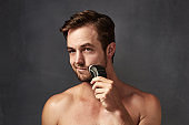 Consider investing in an electric shaver