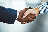 Making a big merger happen