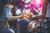 Cheers to great music festival!