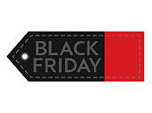 Black Friday sale. Inscription design template. Black Friday banner.