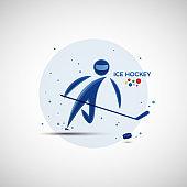 Ice Hockey championship banner