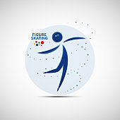 Figure Skating championship banner