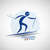 Cross-Country Skiing championship banner