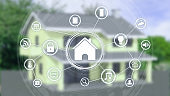 concept of smart home