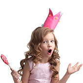 Little candy princess