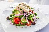 Greek Salad, Greece cuisine