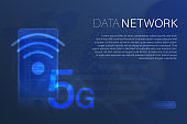 Business and finance - 5G network security