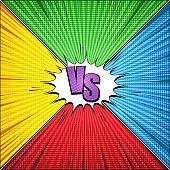 Comic vs light template