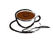 Illustration of coffee.