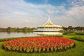 Suanluang Rama IX Park ,Thailand