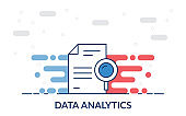 data research document icon