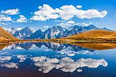 Koruldi Lake, Svaneti
