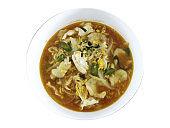 Japanese Food - Ramen noodles