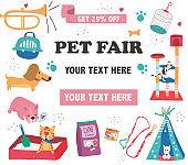 pet fair poster