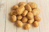 Potatoes composition