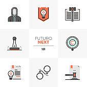Patent Law Futuro Next Icons
