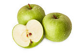 Granny smith green apple