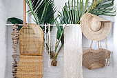 Vintage Beach Decorations - Home Decor