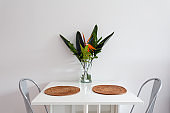 Dining Table Minimalist Interior Design - Home Decor