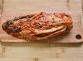 Korean food Kimchi, Muk Eun Ji Kimchi