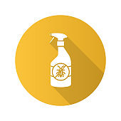 Insects repellent icon