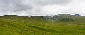 Landscape in Dunlewey or Dunlewy.