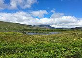 Glenveagh National Park, Ireland.