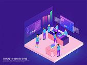 Virtual Working Space